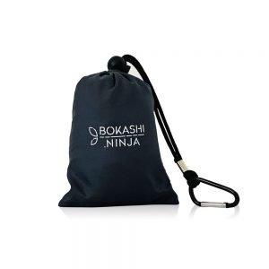 Bokashi Ninja rPET Mesh Produce Bags with pouch