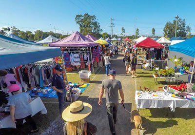 Fishermans Road Market, Maroochydore