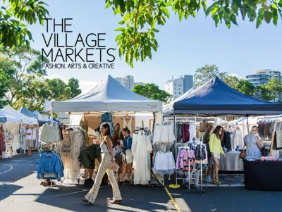 The Village Markets, Stones Corner